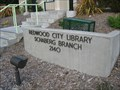Image for Redwood City Library - Schaberg Branch - Redwood City, CA