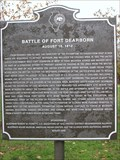 Image for Battle of Fort Dearborn  - Chicago, IL