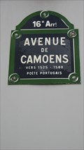Image for Avenue de Camoens - Paris, France