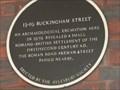Image for Brown Plaque - 13-19 Buckingham Street, Aylesbury, Bucks.