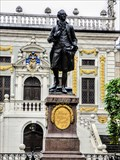 Image for Goethe, German writer and Asteroid (3047) - Leipzig, Saxony, Germany