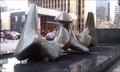 Image for Three Piece Sculpture: Vertebrae - Seattle, WA