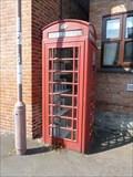 Image for Red Telephone Box - Main Street - Flintham, Nottinghamshire