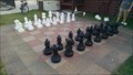 Image for Giant Chess Board, Palmer Gulch KOA, Keystone, South Dakota