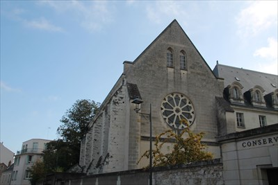 Une Chapelle en très mauvais état ce qui est fort dommage.
