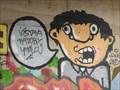 Image for Graffiti pod mostem - Blansko, Czech Republic