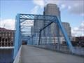 Image for Grand Rapids Railroad Bridge (Blue Pedestrian Bridge) - Grand Rapids, MI