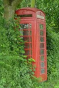 Image for Red Telephone Box, Pound Bank, Worcestershire, England