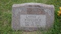 Image for 102 - Lavina J. Whitlock - Summit View Cemetery - Guthrie, OK