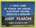 Image for Josef Pilnacek - Cerna Hora, Czech Republic