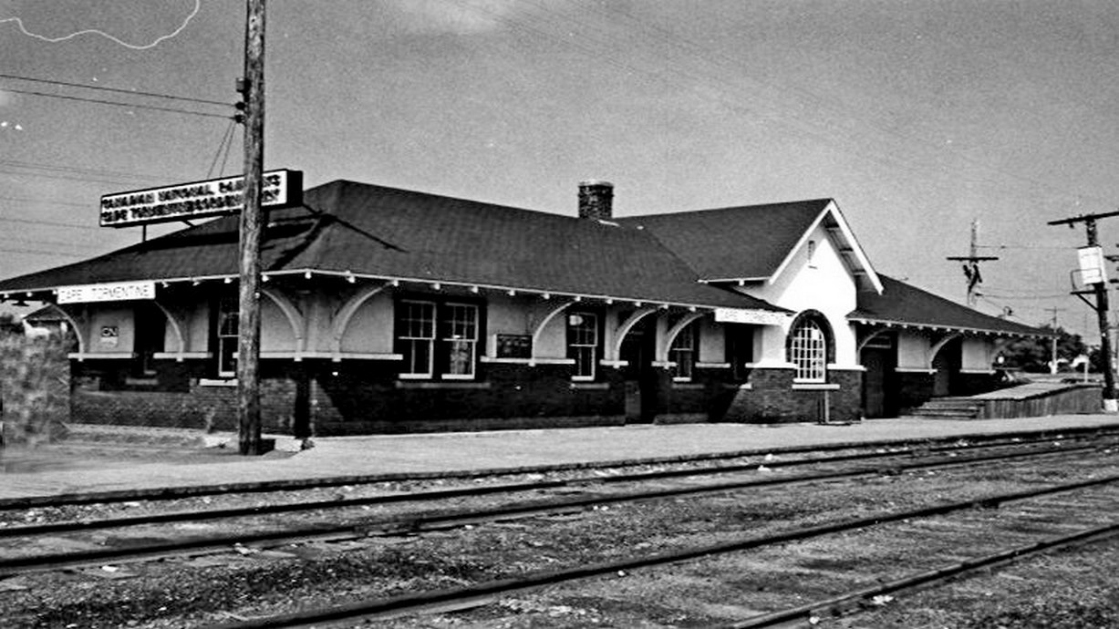 Canadian National Railway Depot - Cape Tormentine - Photos