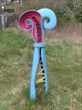 Image for Aberfan - Abstract Sculpture - Aberfan, Wales.