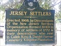 Image for Jersey Settlers