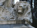 Image for Lion - Monument to Victor Hugo - Roma, Italy