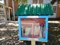 Image for Asbury United Methodist Church's Little Free Library, San Antonio TX