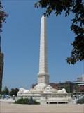 Image for McKinley Monument Obelisk - Buffalo, NY