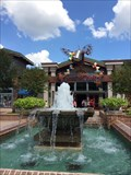 Image for World of Disney Fountain - Lake Buena Vista, FL