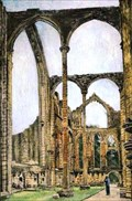 Image for Fountains Abbey by Julian Villarubi – Fountains Abbey, N Yorks, UK