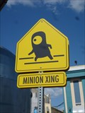 Image for Minion Crossing #1 - Orlando, FL