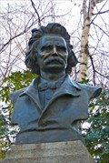 Image for Edvard Grieg Bust - University of Washington