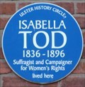 Image for Isabella Tod - Botanic Avenue, Belfast, UK