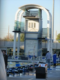 Santa Clara Swim Center High Jump Santa Clara Ca Diving Platforms On