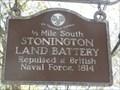 Image for Stonington Land Battery - Stonington, CT