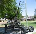 Image for 40mm Bofors Anti-Aircraft Gun, Longreach, Queensland, Australia
