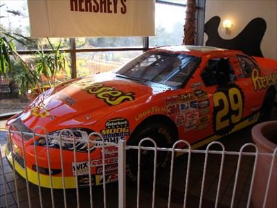 Reeses Racing Show Car Hershey PA Permanent Car Displays - Hershey pa car show