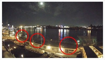 Webcam Landungsbrücken