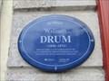 Image for Plaque de William Drum - Québec, Québec