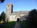 Image for St Nicholas - Medieval Church - Vale of Glamorgan, Wales.