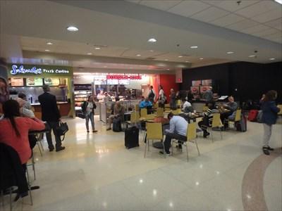 Burger King Gate E25 Charlotte International Airport Nc