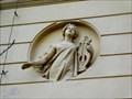 Image for 62 Erato Asteroid & Erato,  Muse of lyric poetry - Praha, CZ