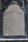 Image for 1728/1729 - Epitaph am Stephansdom - Wien, Austria