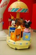Image for Disney Carousel @ Funcenter Colombo - Lisboa, Portugal