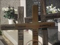 Image for Wooden Cross Headstone - St. John Cemetery - Fazana Croatia