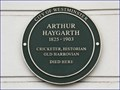 Image for Arthur Haygarth - Warwick Way, London, UK