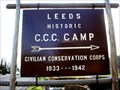 Image for Leeds CCC Camp 585 - Leeds, Utah USA