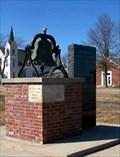 Image for Plymouth Nebraska School Bell