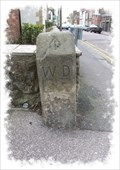 Image for War Department Boundary Marker - Maxwell Road, Brompton, Gillingham, Kent, ME7 5SE.