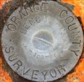 Image for Orange County Surveyor 1A-100-68 Benchmark - Los Alamitos, CA