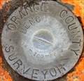 Image for Orange County Surveyor 1A-100-68 Benchmark - Los Alamitos, CA
