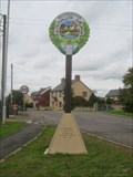 Image for Memorial on Silverstone Town Sign