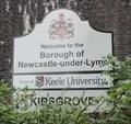 Image for Home Of Keele University, Borough of Newcastle-under-Lyme - Kidsgrove, UK