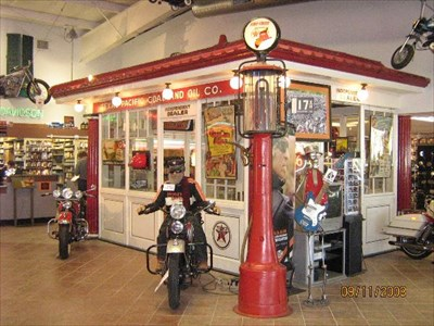 Texas Pacific Coal and Oil Company - Vintage Gas Stations ...