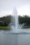 Image for Tampa Palms Lake Fountain
