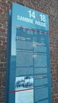 Image for Sambre Rouge : Les batailles oubliées de la Sambre - Marbaix-la-Tour - Belgique