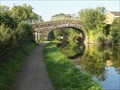 Image for Arch Bridge 15 On The Lancaster Canal - Preston, UK