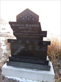 Image for Modern Warrior Memorial - Muskegon, Michigan